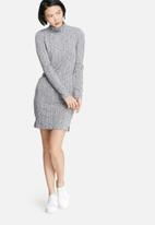 VILA - Nalas turtleneck dress