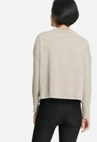 VILA - Lune knit top