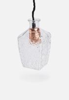 Temerity Jones - Brandy decanter pendant light
