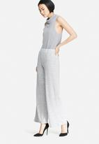 VILA - Lune wide knit pants