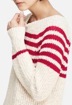 Vero Moda - Tinky stripe knit