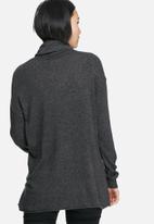 Vero Moda - Indi wool roll neck sweater