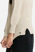 ONLY - Viola boatneck sweater