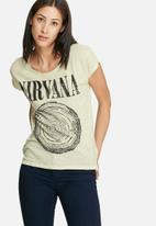 ONLY - Nirvana tee