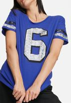 ONLY - Count sparkle tee