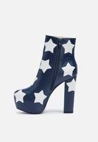 Daisy Street - Geri platform boot