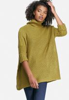 Noisy May - Vera roll neck knit