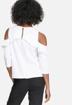 Vero Moda - Blis cold shoulder top