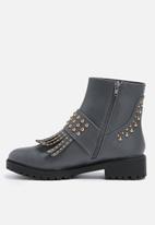 Daisy Street - Melissa studded boot