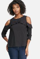 Vero Moda - Blis cold shoulder top