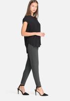 dailyfriday - Short sleeve woven top