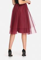 dailyfriday - Tuille midi skirt