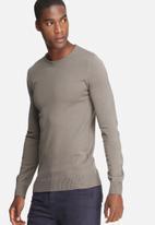 basicthread - Basic crew neck pullover
