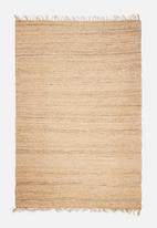 Sixth Floor - Jute plain rug