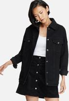 dailyfriday - Tia oversized denim jacket