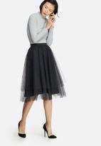 dailyfriday - Tuille midi skirt