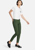 Vero Moda - Seven slim cargo ankle pants