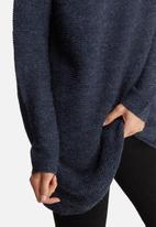 Vero Moda - Joya Miami long roll neck knit