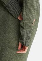 Noisy May - Fly long knit cardigan