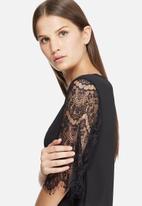 Jacqueline de Yong - Dale lace top