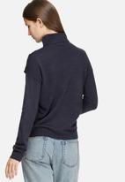 Jacqueline de Yong - Cassia frill sweater