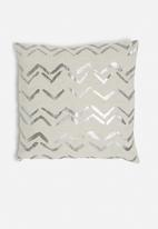Sixth Floor - Wavy cushion cover