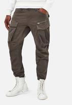 G-Star RAW - Rovic Zip 3D tapered - Gs grey