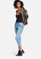 dailyfriday - V-neck cami bodysuit 2 pack
