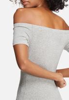 dailyfriday - Off shoulder bodysuit