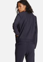 ONLY - Penny stripe bomber jacket