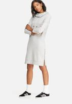 ONLY - Jane high neck sweat dress