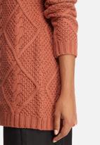 ONLY - Falkenberg long sweater