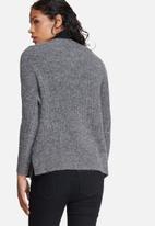 ONLY - Trust deep V-neck knit