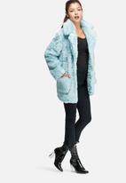 Glamorous - Teddy faux fur coat