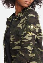 Vero Moda - Marilyn camo jacket