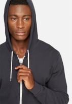 basicthread - Zip Through hoodie