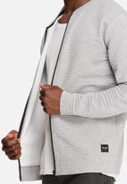 Only & Sons - Baltimore zip cardigan