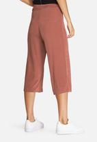 Missguided - Slinky culottes