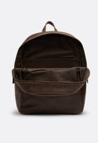 FSP Collection - Leather backpack