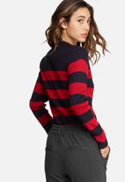 dailyfriday - Button detail sweater 2 pack