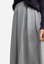 dailyfriday - Full pleated midi skirt
