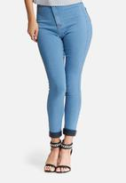 Missguided - Vice highwaisted skinny jeans