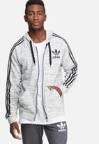 adidas Originals - CLFN zip-through hoodie