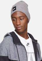 Nike futura beanie - red -grey Nike Headwear  3a5d1d71d6