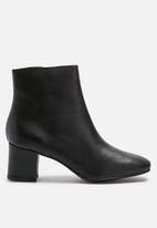 Pieces - Amoni leather boot