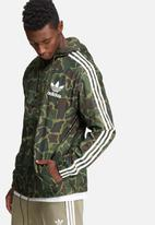 adidas Originals - Camo windbreaker