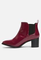 dailyfriday - Patent boot