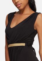 dailyfriday - V-neck wrap dress