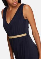 dailyfriday - V-neck wrap dress