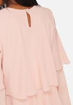 dailyfriday - Tiered frill blouse